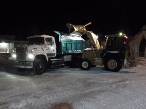 Snow Removal Contractor - Snow Hauling Services