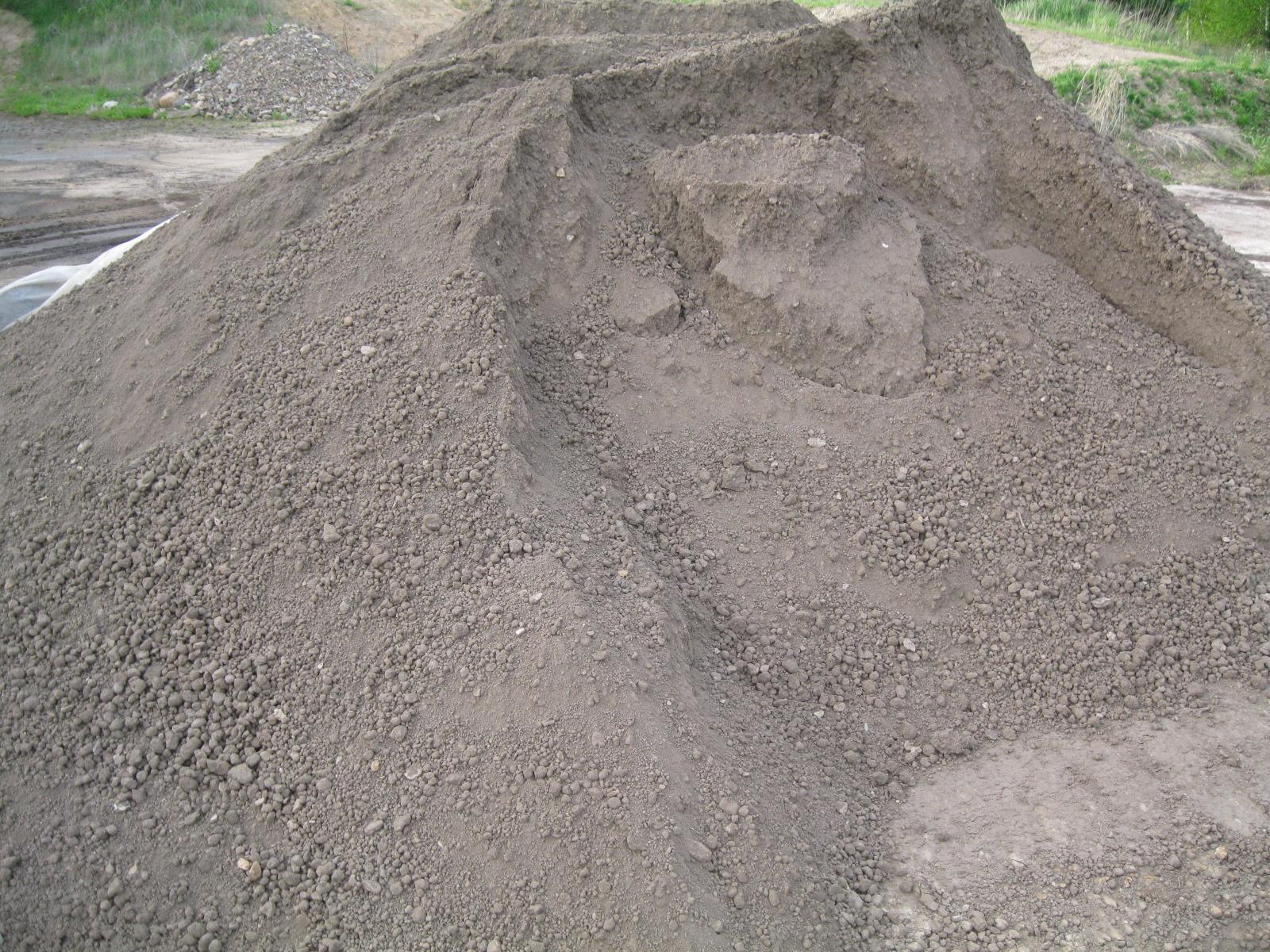 Bulk landscape materials new richmond wi for Screened soil