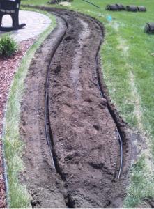 Irrigation Contractor - Sub-surface Irrigation Installation